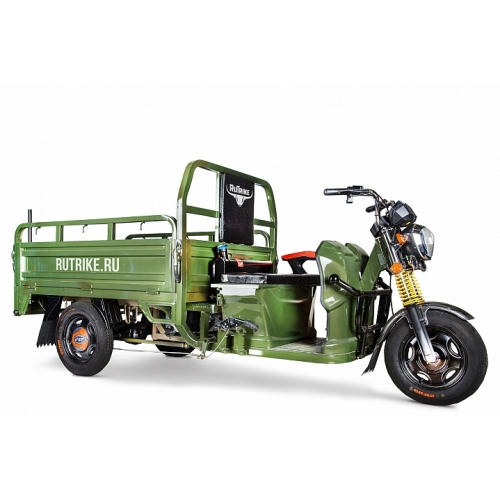Грузовой электротрицикл Rutrike Гибрид 1500 60V1000W