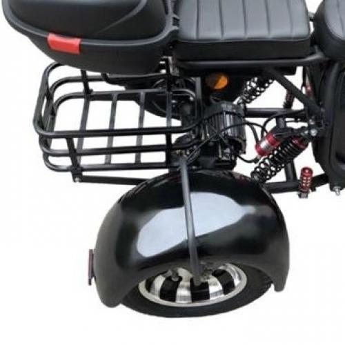Багажник для Электроскутера Citycoco