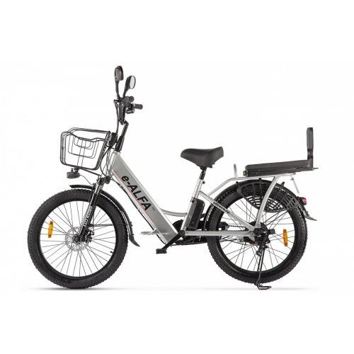 Электровелосипед GREEN CITY e-ALFA Fat 500W 48V 10.4Ah