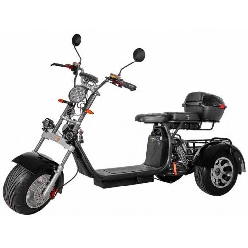 Электроскутер трицикл CityCoco TRIKE GT-X11 Grand 3000W 60V 20Ah