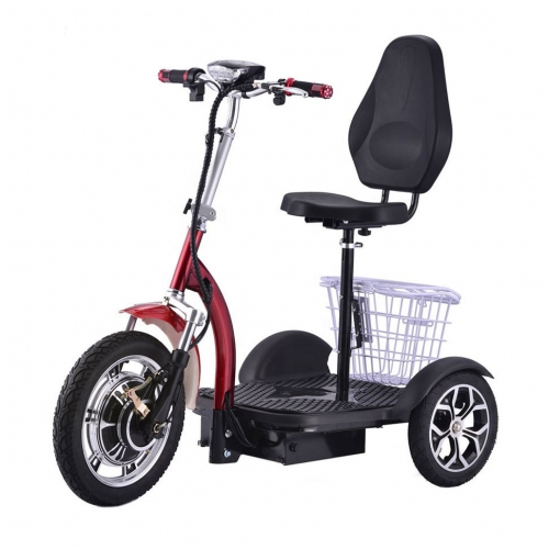 Электросамокат трицикл El-Sport zappy Comfort LiION 48V12AH 500W