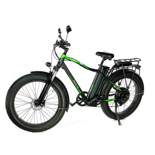 Электровелосипед E-motions Megafat 3-22 v2 3000W 48В 22Ач