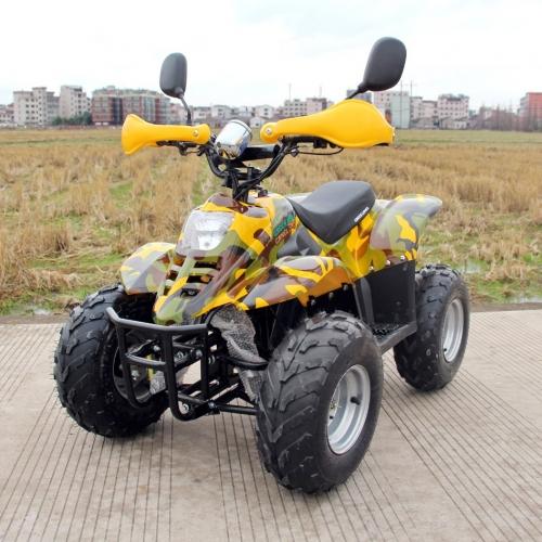 Детский Квадроцикл GreenCamel Гоби K600 (36V 800W R7 Цепной привод)