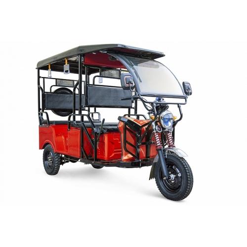 Электрические трициклы с крышей, рикши на аккумуляторе