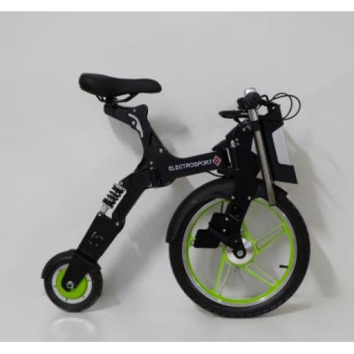 Электровелосипед электроскутер ElectroSport Т3 250W 36V 5,2Ah