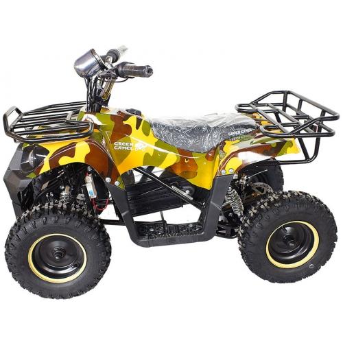 Детский Квадроцикл GreenCamel Гоби K40 (36V 800W R6 Цепной привод)