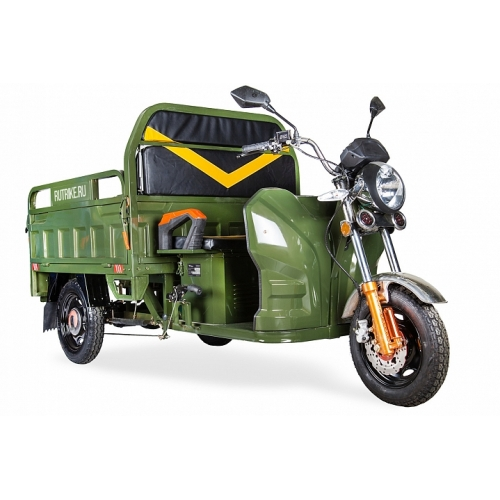 Грузовой электротрицикл Rutrike Дукат 1500 60V1000W