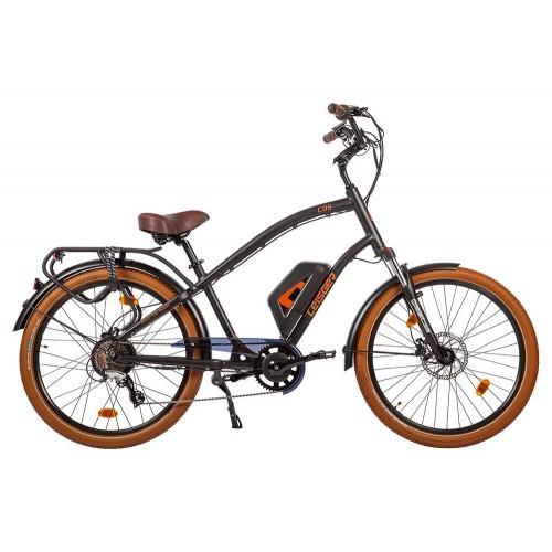 Велогибрид LEISGER CRUISER CD5-600DA+MB