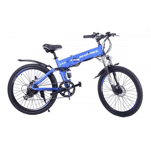 Электровелосипед велогибрид ECOFFECT H-SLIM