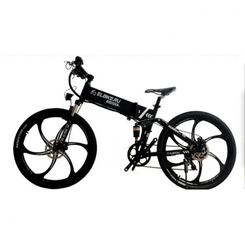 Электровелосипед Elbike Hummer Elite Black 500