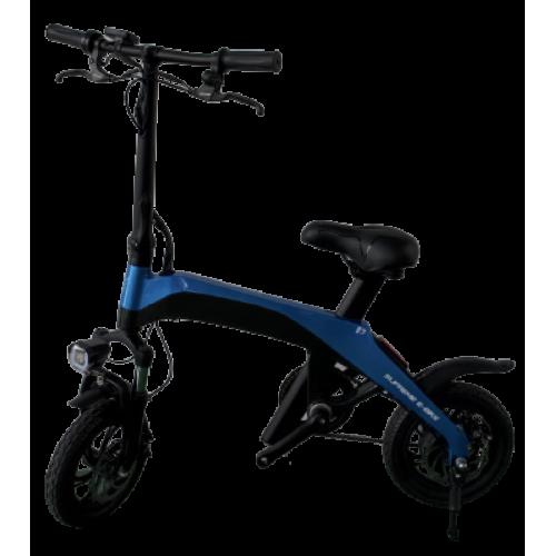 Электровелосипед GreenCamel Carbon XS (R12 250W 36V 7,8Ah LG) Carbon