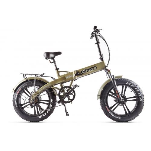 Электровелосипед Eltreco INSIDER 500W 48V 10Ah