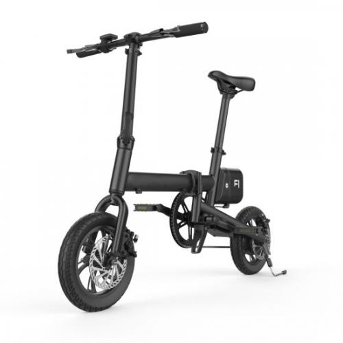 Электровелосипед EVA 308 250W 8AH черный