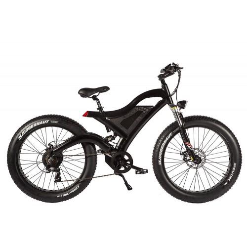 Велогибрид Eltreco STORM FAT