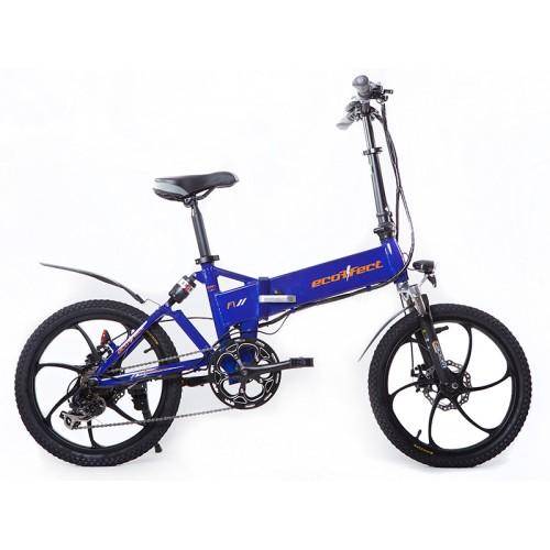 Электровелосипед велогибрид ECOFFECT F1 PREMIUM