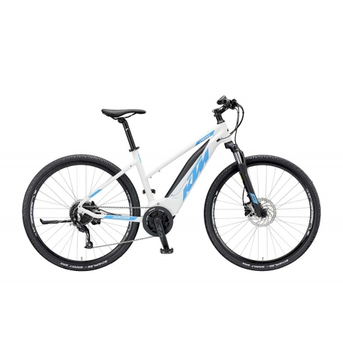 Электровелосипед КТМ Macina Cross 9 A+4 DA