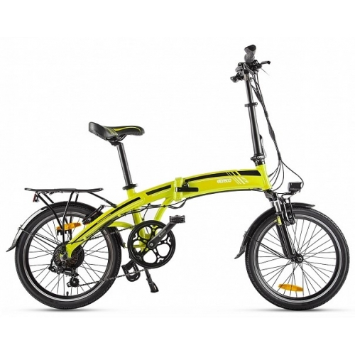 Электровелосипед Eltreco LETO складной 350W