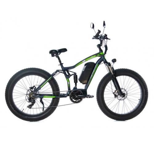 Электровелосипед E-motions' FAT 26 Cougar (центральный мотор)