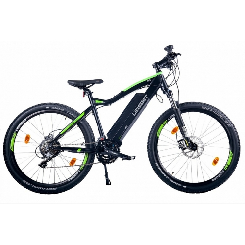 Электровелосипед Велогибрид LEISGER MI5 500W 48V 16Ah