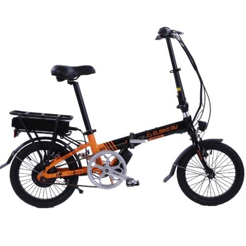 Электровелосипед Elbike Pobeda 250 Двухцветный