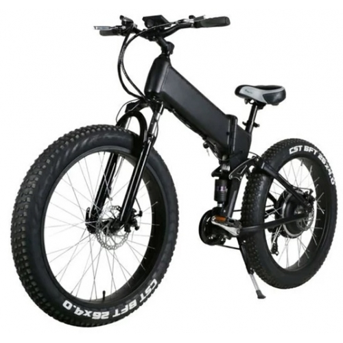 Электровелосипед HIPER Engine BX655