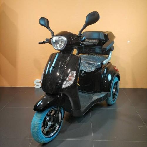 Электрический трехколесный скутер PRO 1000Вт, 20Ач