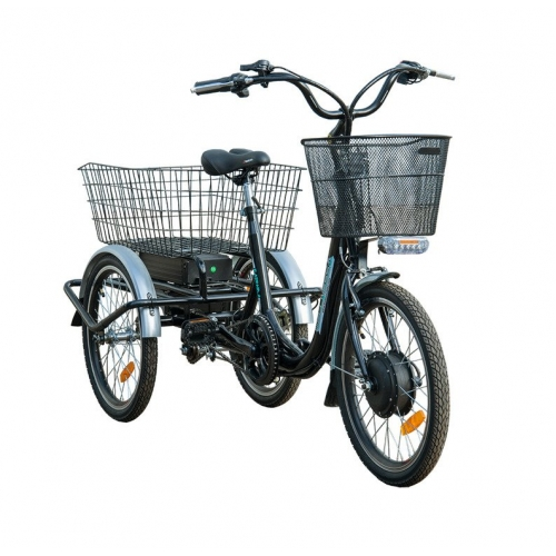 Трициклы (трехколесные) электровелосипеды