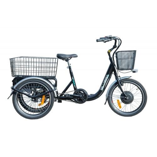 Электровелосипед ВЕЛОГИБРИД ТРИЦИКЛ  VOLTECO FAZENDA