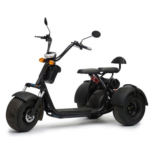 Электробайк трицикл 1500W/ 60V/ 20AH