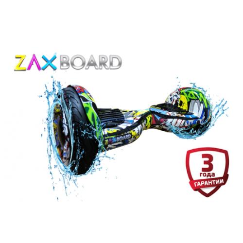 Гироскутер Zaxboard ZX-11 Pro (хип хоп) Аквазащита