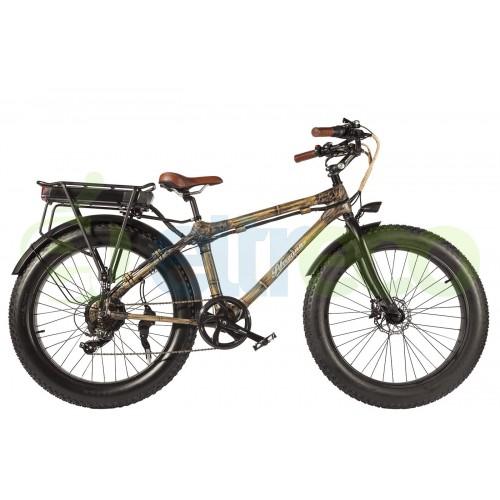 Электровелосипед велогибрид Eltreco BAMBOO Nirvana
