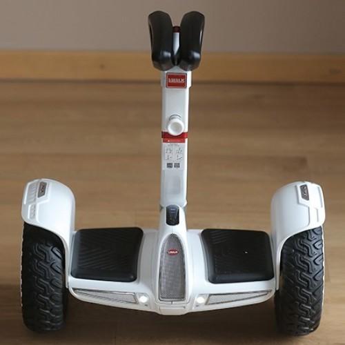 Мини-сигвей Iwalk Veyron PRO OFF ROAD 5,2 Ah - белый