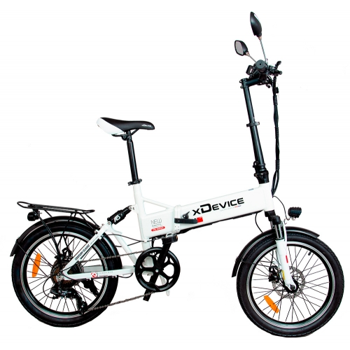 "Электровелосипед xDevice xBicycle 20"" 350W 2021"