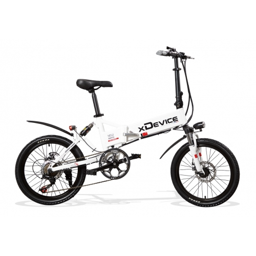 "Электровелосипед xDevice xBicycle 20""  2020 350W"
