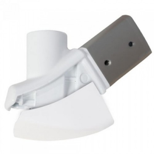 Крепление ручки к корпусу Ninebot Mini (белое, черное)