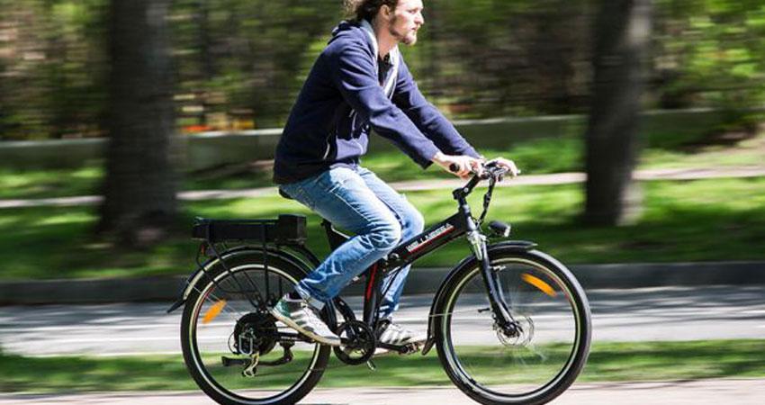 Электровелосипед для города