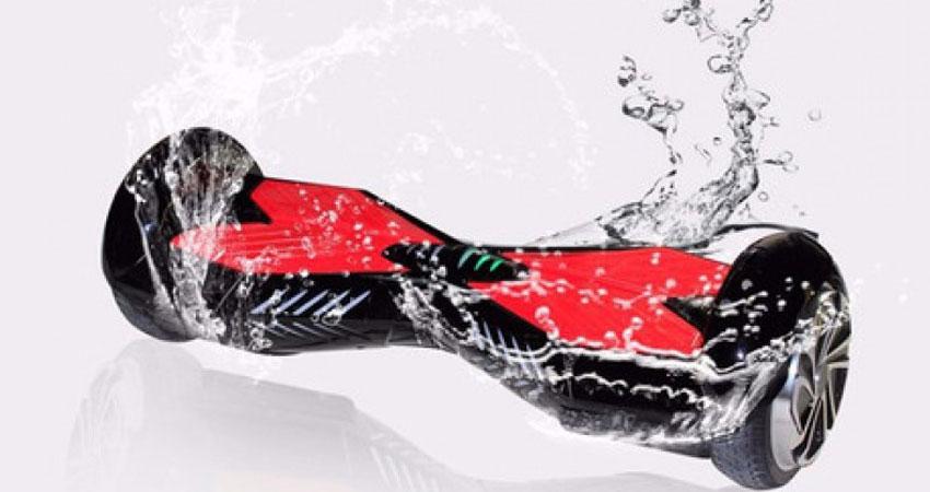 Гидроизоляция гироскутера - защита от соприкосновения с водой