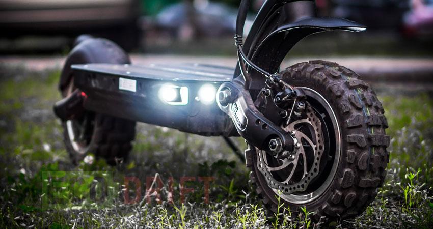 Электросамокаты minimotors - мощь на дороге
