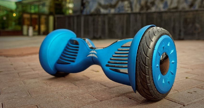 Гироскутер Smart Balance - популярное средство передвижения
