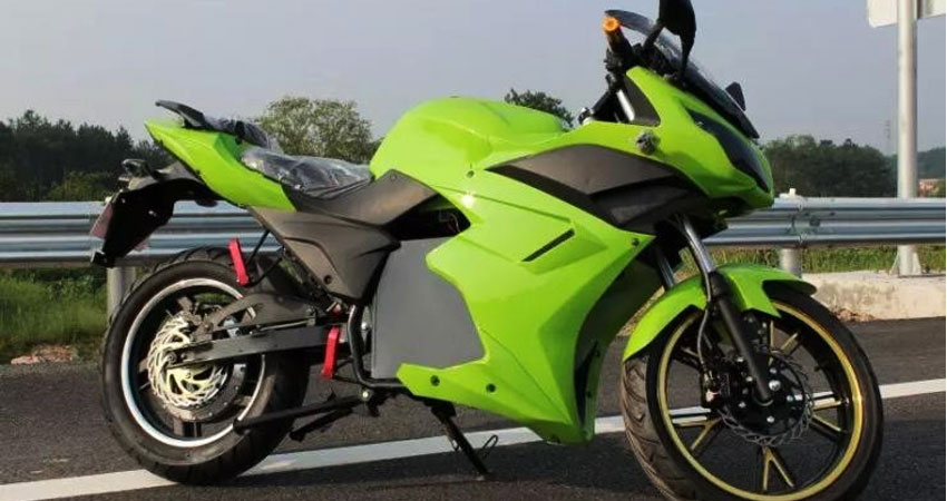 Купить мощный электромотоцикл в Крыму