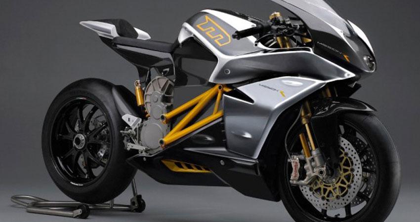 Мощный электромотоцикл